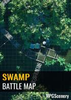 Swamp Battlemaps