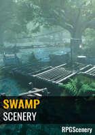 Swamp Scenery