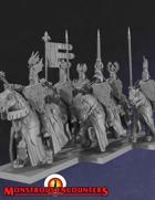 Breton Knights of Virture Unit (STL)