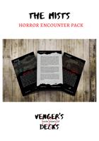 The Mists - Horror Encounter Pack (OGL)