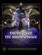 The Gates of the Shadowmage 5e