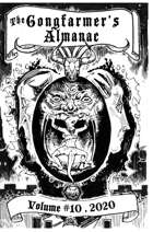 The Gongfarmer's Almanac 2020 - Volume 10