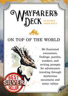Wayfarer's Deck: On Top Of The World
