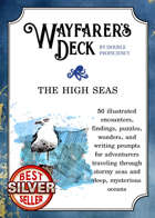 Wayfarer's Deck: The High Seas