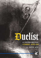 Duelist: A system-neutral combat add-on
