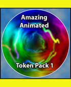 Animated VTT Token Pack 1