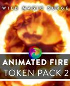 Animated VTT Fire - Token Pack 2