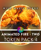 Animated VTT Fire Spells - Token Pack 4