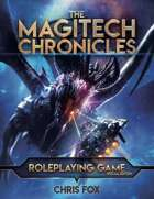 The Magitech Chronicles RPG Special Edition