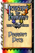 Legends Of Dragons, the Card Game - Dragons Deck A