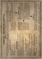 Zgrozy: Plotkawiarnia - dodatek do Wolsunga