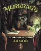 Murkrag's Compendium Cards: Armor