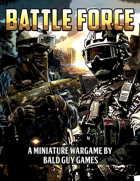 Battle Force - Modern Combat Skirmish Rules