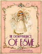 The Disappearance of Esme