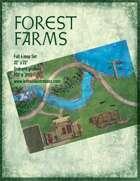 Forest Farms Battle Map 4 map set