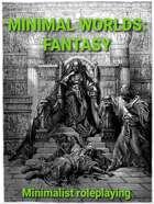 Minimal Worlds - Fantasy
