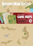 Desert Map set (D1-D4)