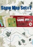 Snow Map set#1 (S1 - S4)