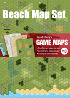 Beach Map set (B1, B2, E1 & E5)