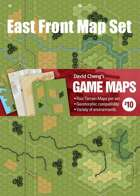 East Front map set (E4, E6, E7, E8)