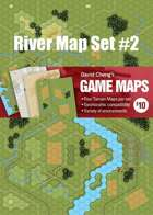River Map Set #2 (R3, R4, E9, E10)