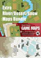 Extra River/Desert/Snow Map Bundle (R3, R4, D5, D6, S5, S6, E9, E10)