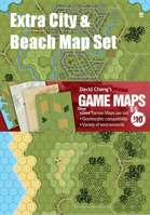 Extra City & Beach Map set  (R7, R7R & B3)