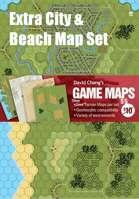 Extra City & Beach Map set  (R7, R7R & B3)