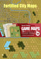 Fortified City Maps  (A1 & A2)