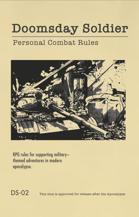 Doomsday Soldier - Book 2
