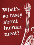 What's So Tasty About Human Meat (pamphlet)