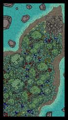Collapsed Watchtower Battlemap