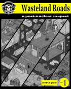 SleepyOni: Wasteland Roads