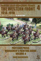 Partizan Press WW1 Painting Guide - The Western Front: The British