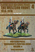 Partizan Press WW1 Painting Guide - The Western Front: The French