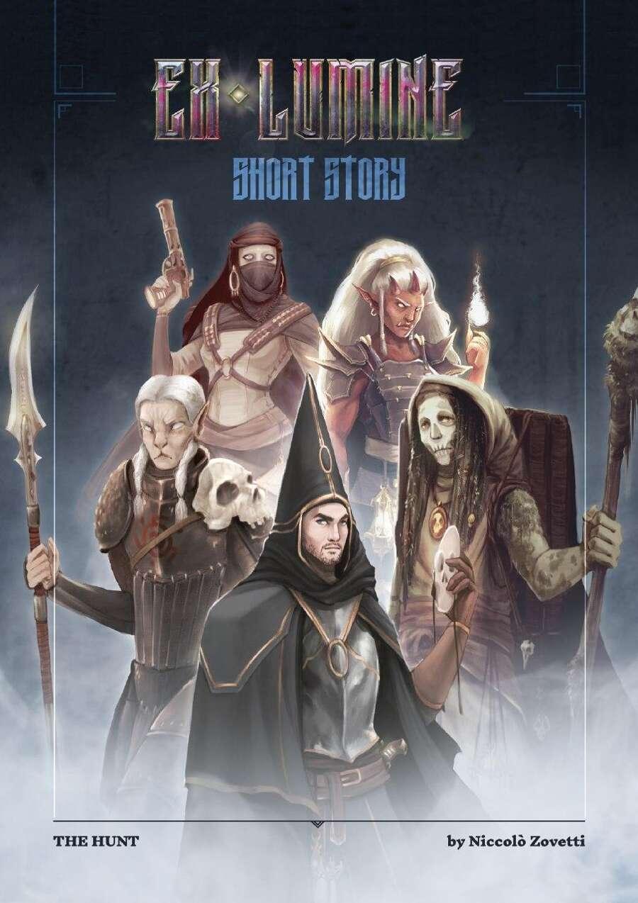 Ex-Lumine Short Story: The Hunt