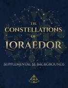 The Constellations of Loraedor