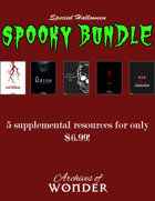 Spooky Bundle from the Archives! [BUNDLE]