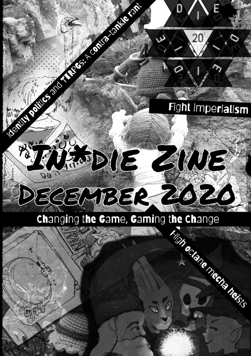 in*die zine - December 2020