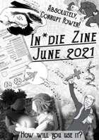 in*die zine - June 2021