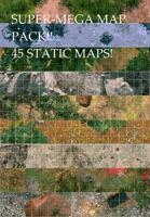 Super-Mega Map Pack! (Wave 1, 45 Maps!)