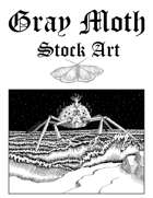 Giant Crab - RPG Stock Art