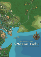 Legend of the Five Rings: Atlas of Rokugan Digital Map Pack