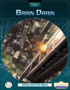 Brain Drain: Android Genesys Adventure