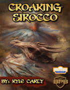 Croaking Sirocco: A Genesys Fantasy Adventure