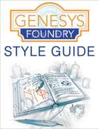 Genesys Foundry: Style Guide