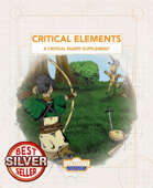 Critical Elements : A Critical Injury Supplement
