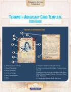 Terrinoth Adversary Card Template
