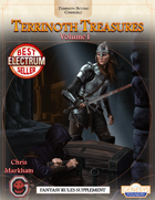 Terrinoth Treasures: Volume I