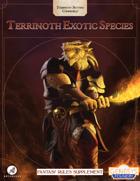 Terrinoth Exotic Species